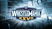 Wwe: Wrestlemania 27 Theme Song