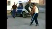 Fus Ro Dah!!! Russian Policeman------!!11!!1!!!