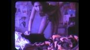 Liza and Puki - Mai 2004