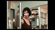 Скрита камера във фитнес,уплашени мадами