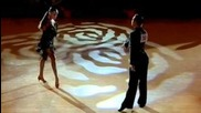 Wdsf Cambrils - European Latin 2012 - Final - Timur Imametdinov & Ekaterina Nikolaeva solo rumba