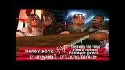 Wwf Кралски Грохот 2000-хардитата с/у Дъдлитата мач с маси