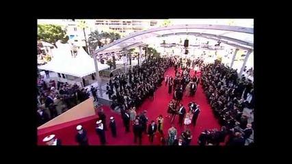 На червения килим на Кан 2012, ден 1