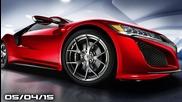 Honda Nsx Type R, Super Cadillac Ats-v, Mazda Cx-3 - Fast Lane Daily