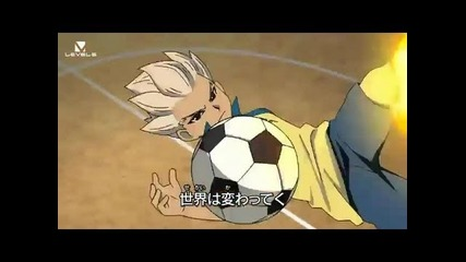 Inazuma Eleven Go Strikers - Opening