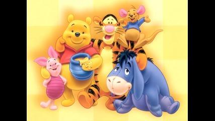 Мультфильм Винни Пух и его друзья (полная Версия)