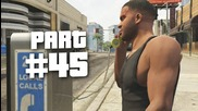 Grand Theft Auto 5 Gameplay Walkthrough Part 45 - Stunt Jump Fail (gta 5)