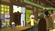 "Rick and Morty Se 1 Ep 5 ""meeseeks and Destroy!"""