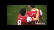 Arsenal-barcelona 2:1 Champions League