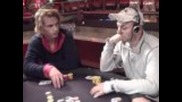 Viktor Blom (aka Isildur1) knocks out Jason Gray at Wsope 2010