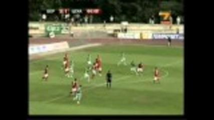 Beroe 0 - 1 Cska Sofia 17/09/2011