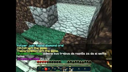 Minecraft-survival 1 Eпизод