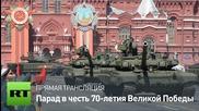 9 Май- Парад на победата-москва,русия *hd