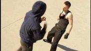 Разиграване на бойна сцена