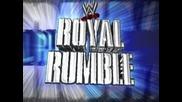 Royal Rumble 2012 Full match