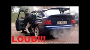 300hp Ford Escort Cosworth Rs Review and action : Loud Revs to Limiter!!!
