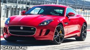 Jaguar F-type Svr, Honda S2000 Successor, 2016 Corvette - Fast Lane Daily