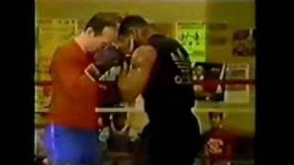 Mike Tyson Ultimate Training Video