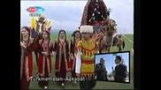 """Turkmenistan""""da Nevruz Kutlamalari"""