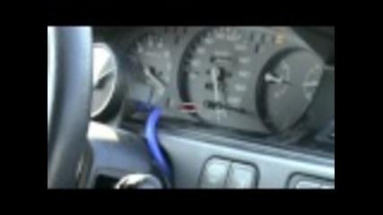 Honda Civic Turbo 100-300 kmh