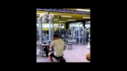 Mike's Gym 2011 New Gym Of Badr Hari