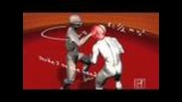 Human Weapon - Savate: Directe Fouete directe Jab Kick Rh