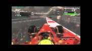 New!!! F1 2011 gameplay Abu Dhabi