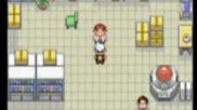 Pokemon Ruby/sapphire/emerald- Professor Birch Research Lab