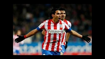 Radamel Falcao - Atletico Madrid l Hd