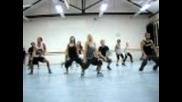 'rude boy' Rihanna choreographed by Jasmine Meakin. Mega Jam.