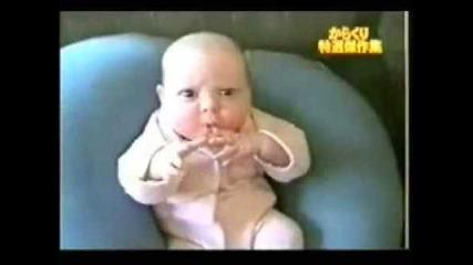 Кунг фу бебе