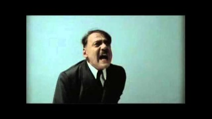 Hitler shouts Fegelein for one hour