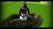 Смешни футболни моменти част 2