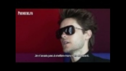 Premiere.fr Interview with Jared Leto