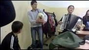 Детски оркестър - Ловджийски кючек