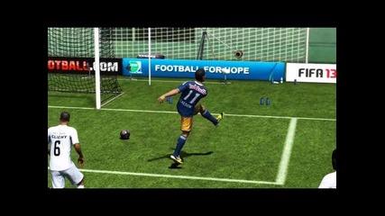 Fifa 13 : Beast! Online Goals/skills Compilation Hd (part.1)