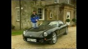 Old Top Gear Blackpool Rock Special - The Tvr Story 1/3