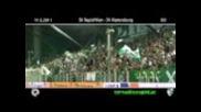 11.05.11 Block West daheim gegen Mattersburg