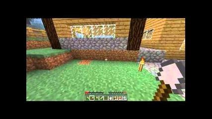 Minecraft - Приключенията на Дани , Mapиo и Зайо Еп.7