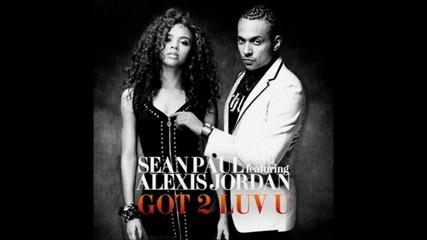 Alexis Jordan ft. Sean Paul - Got to love you