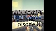 Minecraft Minigames Episode 8 Сад на макс xd Part 2