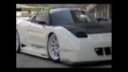 Fsw - Esprit Nsx & Hks R35 Gtr