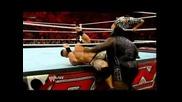 Wwe Raw: John Cena vs. Mark Henry 19.3.2012