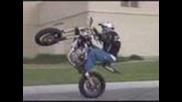 Rayan moor husqvarna stunt