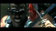 Blade Ending Fight Scene