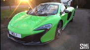 Mclaren 650s - Early Thoughts and Improvements on 12c
