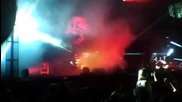 Chase and Status Live - Fire in Your Eyes @ Spirit Of Burgas 2012