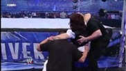 Wrestlemania 25 John Cena vs. Edge vs. Big Show