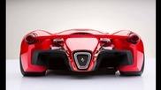 Ferrari F80 1200 Bhp 0-100 2 seconds top speed 499 kmh