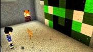 Charlie The Creeper: Birthday Boom   A Minecraft Machinima